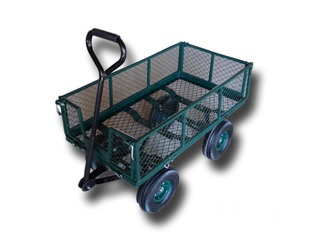 Forest School Equipment Cart