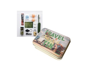 Travel Survival Tin