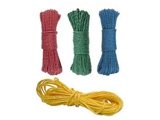 Outdoor Play Rope Colour Mix   100 Metres