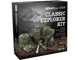 Kids Classic Explorer Army Kit