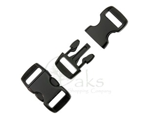 Compact Paracord Buckles