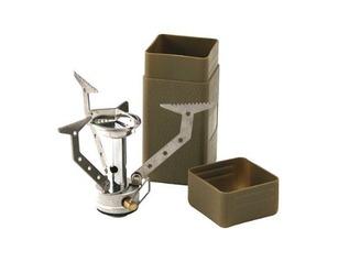Web-Tex Warrior Compact Gas Stove