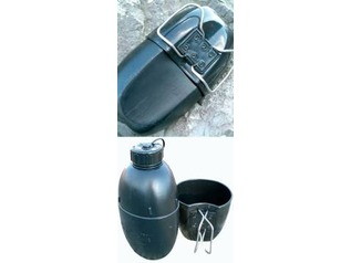 NATO Issue 58 Pattern Water Bottle & Mug