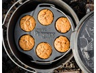 Cast Iron Muffin Mould